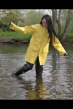 Hunter thigh high rubber boots waders