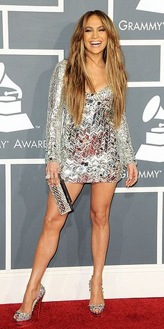 Jennifer Lopez, I want your gams! Dang girl!