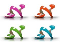 Elegant Mojito Shoe from Julian Hakes [video]
