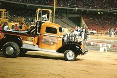 Anaheim+Triple+Crown+Motorsports+Spectacular Truck And Tractor Pull, Tractor Pulling, Dodge Trucks, Big Trucks, Semi Trucks, Full Pull, Truck Pulls, Old Hot Rods, Old Tractors