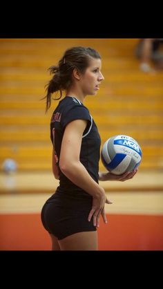 Bigass vollyball players — pic 14