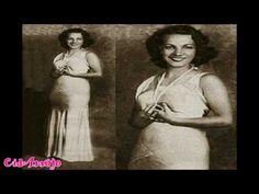 Carmen Miranda style in 1934