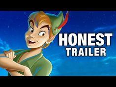 Honest Trailer for Disney's PETER PAN Gets a Little Too Honest | Nerdist