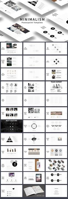 Minimalism - PowerPoint Presentation Template