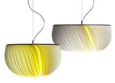 Modern Pendant Lamp Moonjelly Artistic Design, by Limpalux - Home Design Inspiration Bar Lighting, Lighting Design, Vintage Lamps, Beautiful Lights, Beautiful Things, Architecture, Pendant Lamp, Table Lamp, House Design