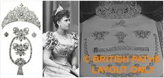 The Royal Order of Sartorial Splendor: Tiara Thursday: The Teck Turquoise Tiara