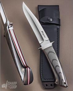 Mamori Shigeno knives