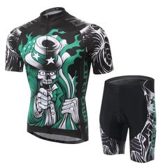 XINTOWN Cycling Clothing, Short Sleeve, Sports Apparel, Bicycle Suit Jersey+( Bib) Shorts
