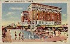 Christian Admiral Hotel, Cape May, NJ.