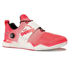 These shoes are your rock, a foundation you can count on for sure-footed training stability. #ZPump Fusion TR