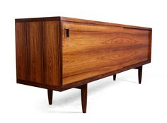 Rosewood Mid Century Danish Sideboard by Niels Moller Retro Furniture, Antique Furniture, Bauhaus Style, West London, Mid Century Furniture, Sideboard, Repurposed, Upcycle, Old Things