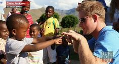 View the Prince Harry photographs in Lesotho during a visit to his charity Sentebale photo gallery on Yahoo News. Find more news related pictures in our photo galleries.