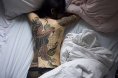 Beautiful Inked women