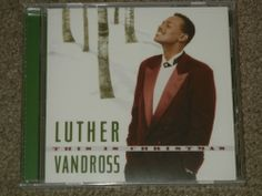 Luther VANDROSS: This Is CHRISTMAS (CD, Music, Christmas, R&B, Soul, Vocals) #Soul