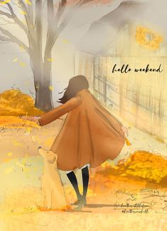 Bon Weekend, Hello Weekend, Weekend Vibes, Happy Weekend, Weekend Quotes, Morning Quotes, Beautiful Artwork, Beautiful Pictures, Autumn Cozy