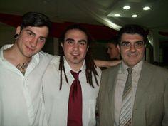 Nahuel Ivan y Sergio