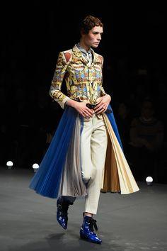 アンダーカバー 2016年春夏コレクション - ピエロが欺くロックンロール・サーカス - 写真96   ファッションニュース - ファッションプレス