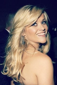 Reese Witherspoon long hair idea for growing out bangs