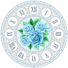 Illustration about Vintage clock face with hand drawn colorful roses and curly design elements. Illustration of furniture, decorative, face - 63483164 Decoupage Vintage, Decoupage Paper, Shabby Chic Vector, Cute Teddy Bear Pics, Clock Face Printable, Shabby Chic Clock, Decoupage Printables, Colorful Roses, Resin Art