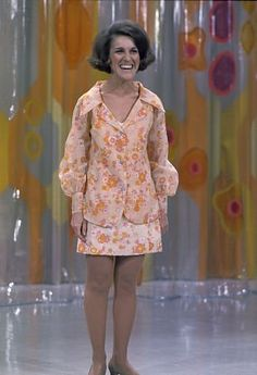 "Ruth Buzzi, ""Rowan and Martin's Laugh-In TV Show"