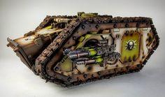 Death guard legion Spartan forgeworld #warhammer #wickedgamingstudios #forgeworld