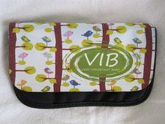 """Windeltaschen - ♥ Wickeltasche """"VIB"""" ♥ - ein Designerstück von Fotokartenundmehr bei DaWanda. http://de.dawanda.com/product/45030542-wickeltasche-vib"""
