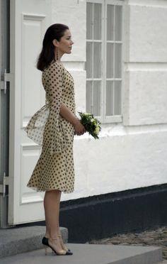 royal-blog:  Crown Princess Mary of Denmark