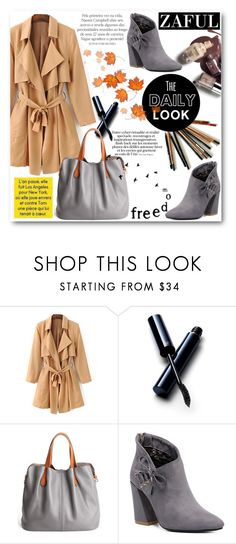 """""""Autumn"""" by tanja133 ❤ liked on Polyvore featuring Clé de Peau Beauté and Katie"""