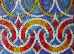 color mosaic