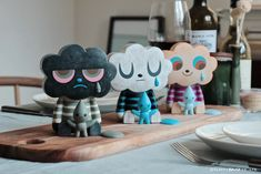 No matter what the weather, we're together! Sparkles with the notable American artist - Amanda Visell, a joyous Fluffy House collaboration is now d. Weather Like Today, Black Clouds, Cloudy Day, Starting Your Own Business, Designer Toys, Rain Drops, Cartoon Styles, American Artists, Cool Toys