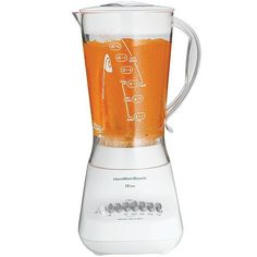 Hamilton Beach 10 Speed Wave-Action Blender, White
