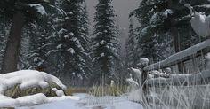 https://flic.kr/p/HjK7cr   hiding: spot the deer?   Binemust {A} maps.secondlife.com/secondlife/Binemust/54/109/21