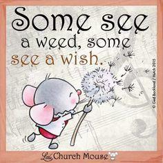 Little Church Mouse .
