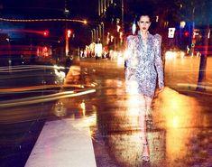 Edito-Stylisme Conrad Nadeau Robe Anomal Couture