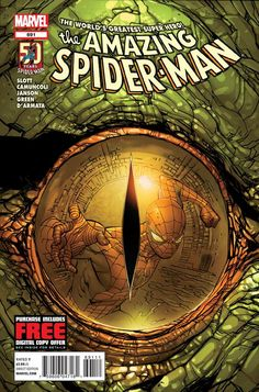 The Amazing Spider-Man #691 - No Turning Back, Part 4: Human Error