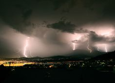 hobart storm | I haven't seen it yet, but locals can get a h… | Flickr