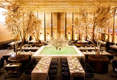 A Gay Jewish Wedding at The Four Seasons Restaurant in New York, NY from Roey Yohai