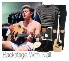 """""""Backstage With Niall (Requested)"""" by one-direction-outfitsxxx ❤ liked on Polyvore featuring Chanel, Dr. Martens, Frame Denim, Bobbi Brown Cosmetics, Black Apple, Daniel Wellington, NARS Cosmetics and Burberry"""