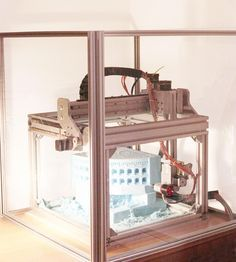 5axis Master A desktop sized 5 axis milling machine. Future improvements include a 3d printing head, water jet head, and hot wire cutting. view on Kickstarter TinyScreen literally a tiny itty bitty...