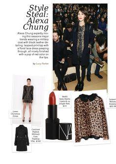 Style Steal: Alexa Chung
