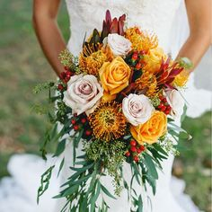 Picture the most dreamy color palette, lush florals, and the prettiest bridesmaids dresses. This elegant fall wedding at @glenfoerd incorporated all of those elements and more! Visit the #PhillInLove blog today to see more of Brianna and Matt's wedding (click the link in the bio)! . . Vendors   Photography: @bartlettpairphotography   Florist: Blossoms of Cherry Hill   Catering: @jamie_hollander_gourmet   Cake: @sweettsbakeshop