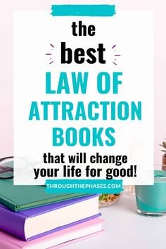 These are the best Law of Attraction books to transform your life in 2020 and beyond! Reading these books will enhance your manifestation practice and help you manifest anything from money and success to love and happiness! Learn how to manifest with these books #lawofattraction #LOA Science Of Getting Rich, Think And Grow Rich, Abraham Hicks Quotes, Law Of Attraction Tips, Learning To Love Yourself, How To Manifest, Transform Your Life, Learn To Love, Good Books