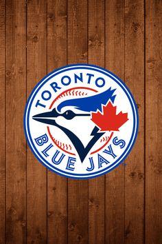 The Toronto Blue Jays Mlb Team Logos, Mlb Teams, Sports Teams, Toronto Blue Jays Logo, Blue Jays Game, Baseball Wallpaper, Canadian Things, Sports Wallpapers, Go Blue
