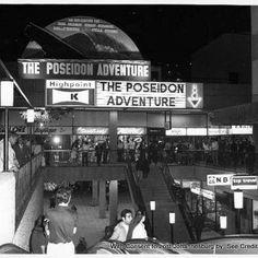 Johannesburg Hillbrow cinemas. The Highpoint, it seated 722.