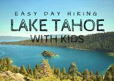 Hiking Vikingsholm Trail in Lake Tahoe with Kids