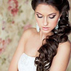 Easy do it yourself Wedding Hairstyles For Long Hair