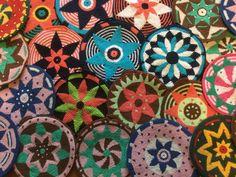 Le presine artistiche di Bice Previtali Crochet -