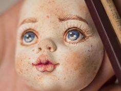 Мастер-класс: роспись кукольного лица - Кукольные детальки - Ярмарка Мастеров http://www.livemaster.ru/topic/1984711-master-klass-rospis-kukolnogo-litsa