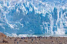 Parque Nacional de los Glaciares (Perito Moreno) - 37 destinos naturales que visitar en Argentina tras las curvas del Gran Premio MotoGP
