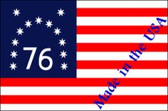 Our Bennigton flags are made from high test DuPont Solar Max outdoor grade nylon and is are accurate representation of this historically significant US flag. American Flag, Flags, Home Improvement, Nostalgia, The Past, Tables, Stripes, Tattoo, Mesas